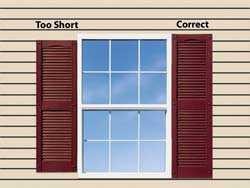 Operable Amp Decorative Shutters How To Measure